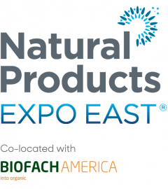 Natural Products Expo East co-located with Biofach America
